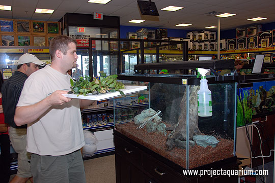 Planted Tank Workshop